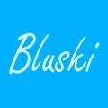 Bluski